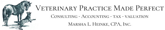Veterinary Accounting CPA Firm | Audits - Reviews - Compilations - Preparations Page | Marsha L. Heinke, CPA, Inc.