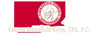 Kennesaw, GA CPA / Vanetta Stringfield Keyes CPA PC