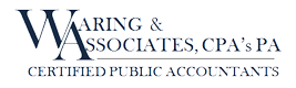 Florence, SC CPA Firm | Disclaimer Page | Waring and Associates CPA's PA