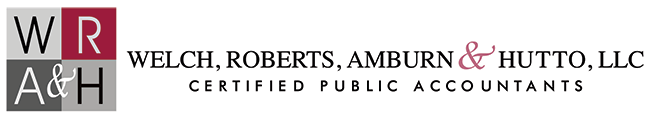 Welch, Roberts, Amburn & Hutto, LLC / Charleston, SC CPA