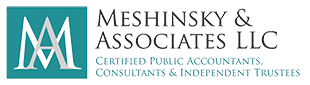 Union, NJ CPA Firm   Graphic Intro Page   Meshinsky CPA