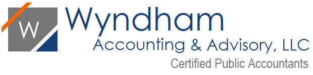 Wyndham Accounting & Advisory, Certified Public Accounting Firm | Disclaimer Page