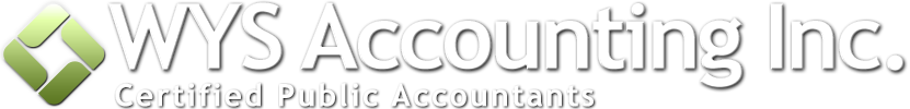 Bakersfield, CA Accounting Firm | Disclaimer Page | WYS Accounting Inc.